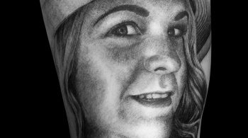 nicola portrait tattoo