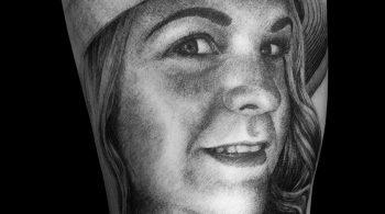 nicola portrait tattoo