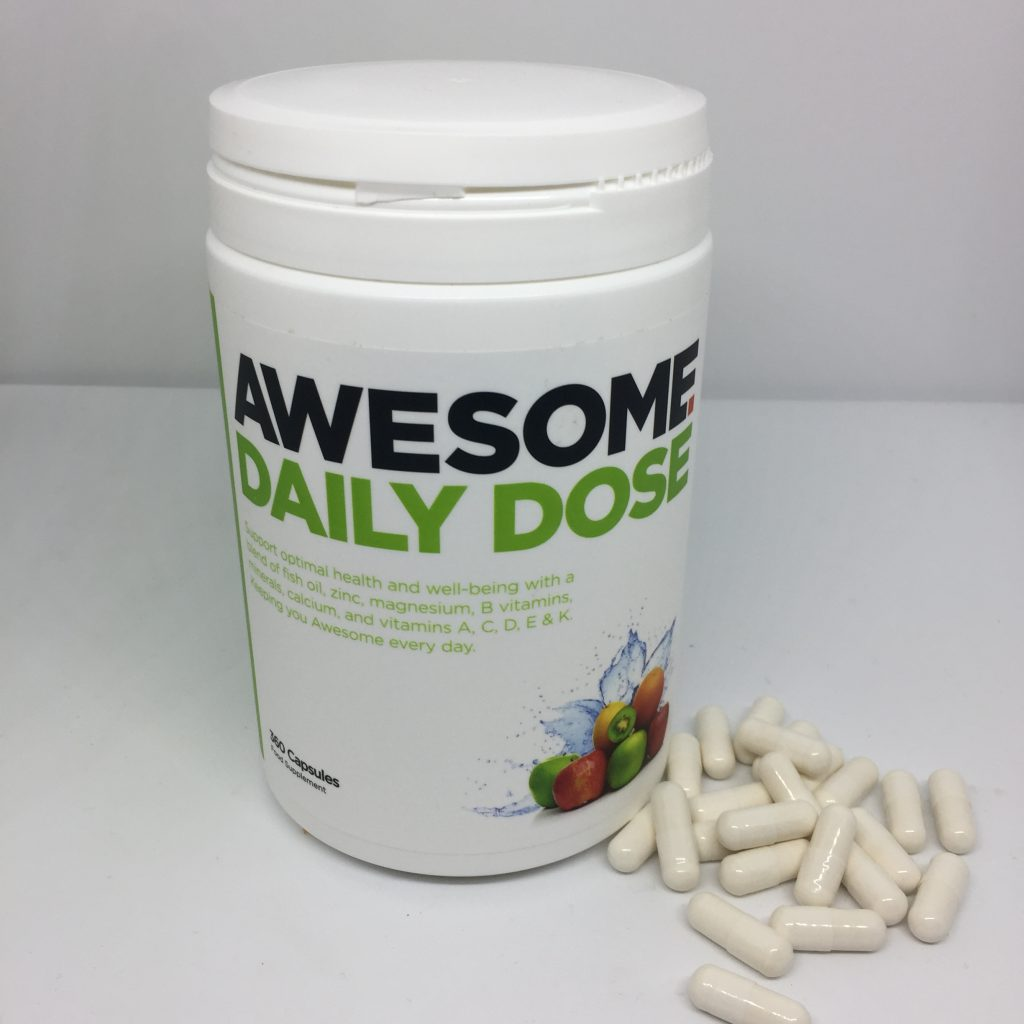 daily dose awesome supplements