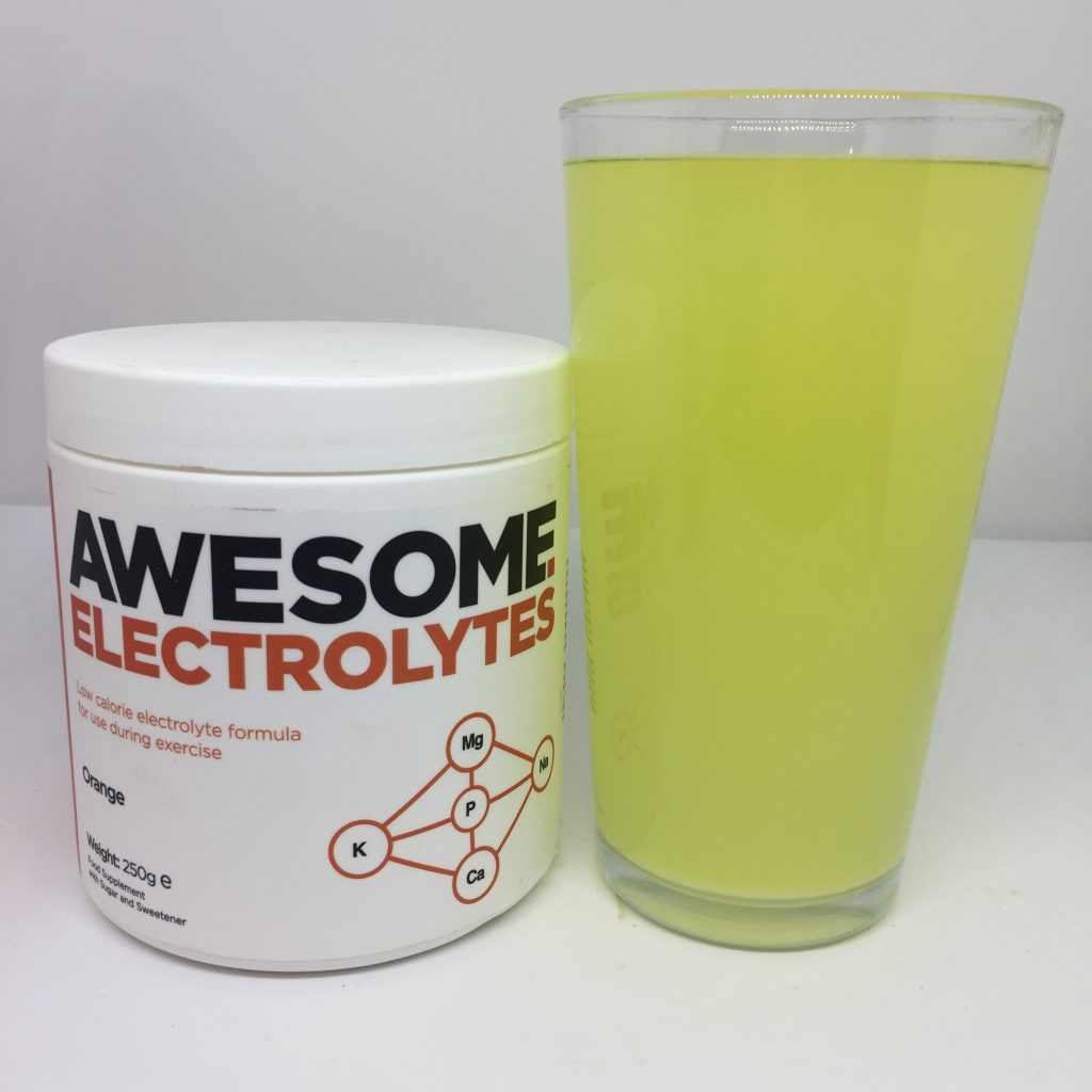electrolytes awesome supplements