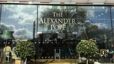 alexander pope hotel review