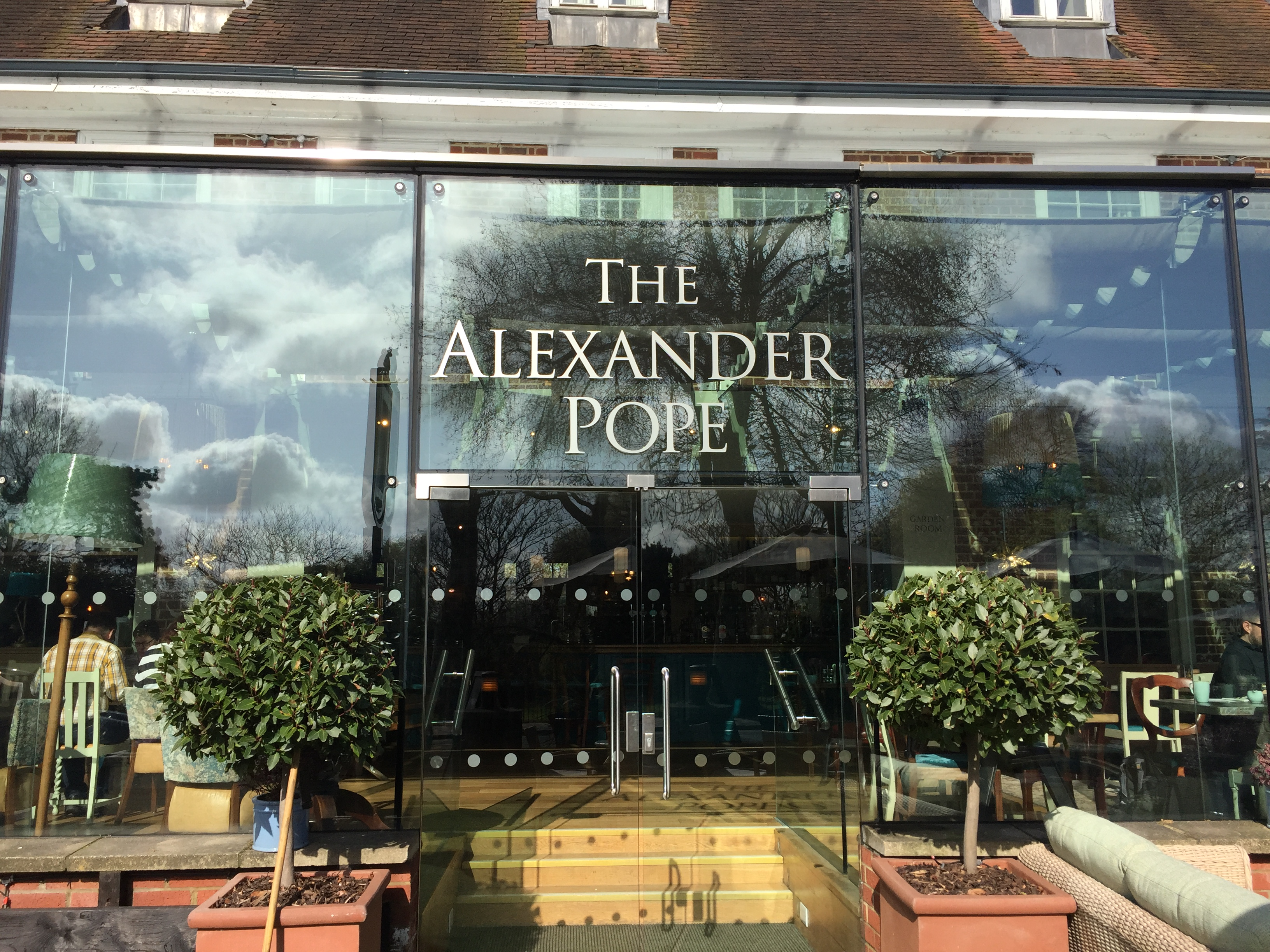 Alexander Pope Hotel in Twickenham, UK